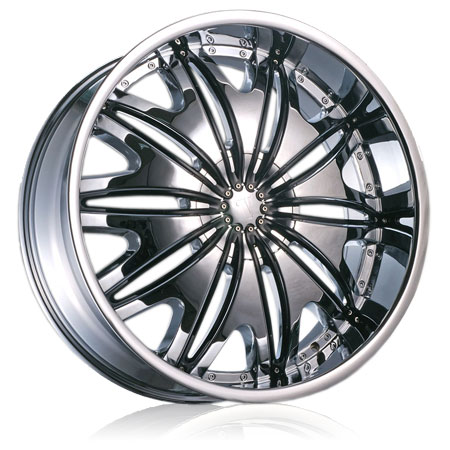 Velocity Wheels on Western Distributors  Velocity Wheel 820 820